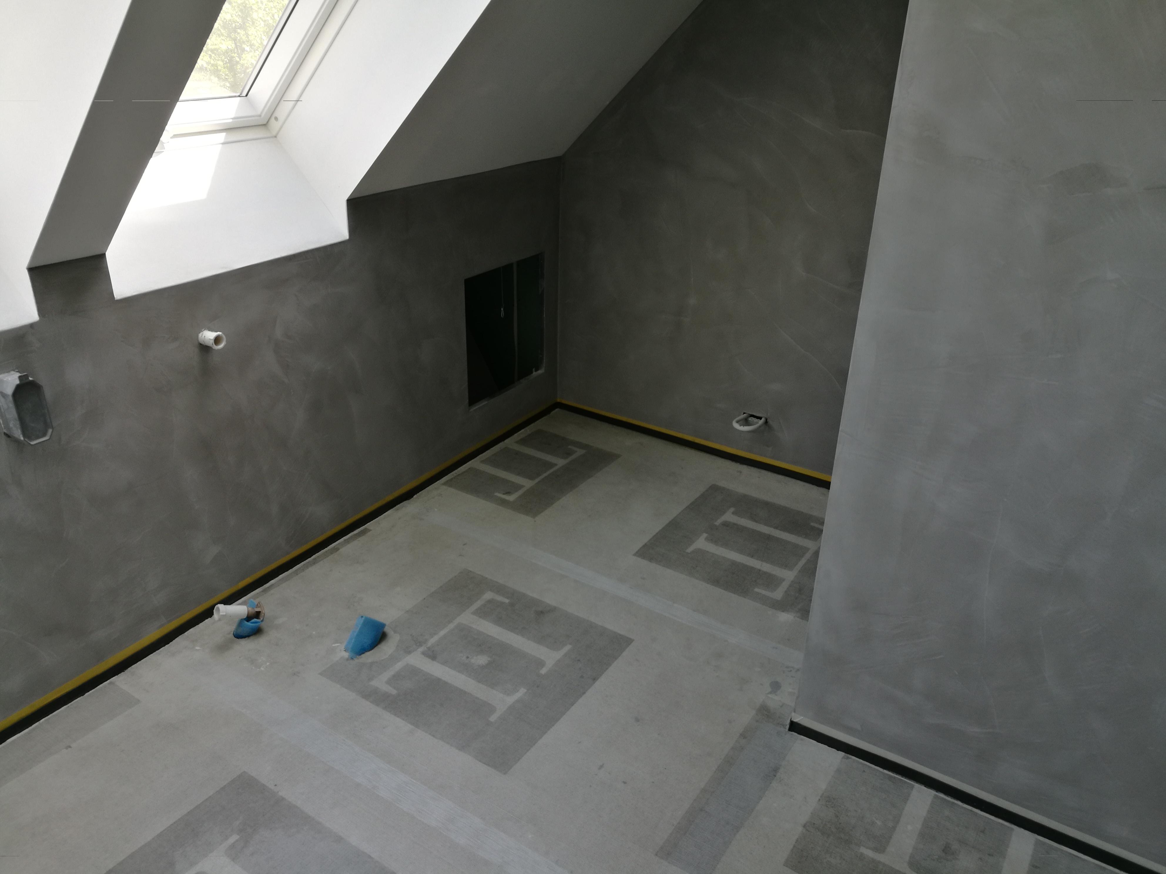 fugenloses bad in d sseldorf fugenlose b der duschen. Black Bedroom Furniture Sets. Home Design Ideas